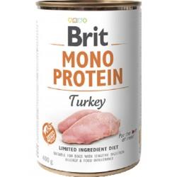 Brit Mono Protein Kalkoen...